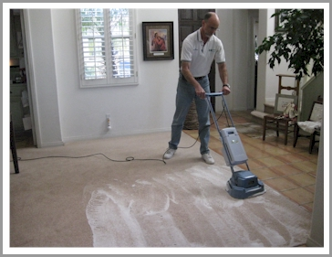 3b'S Dry Foam Carpet Cleaning